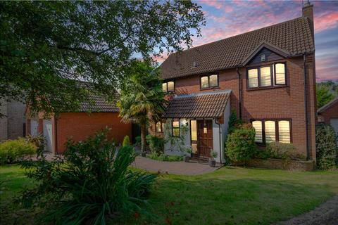 4 bedroom detached house for sale - Martins Way, Orton Waterville, PE2