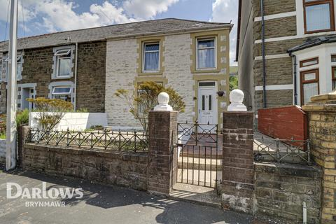 3 bedroom end of terrace house for sale - Abertillery Road, Abertillery