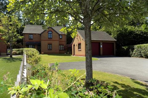 4 bedroom detached house for sale - Lark Rise, Brackla, Bridgend . CF31 2NU