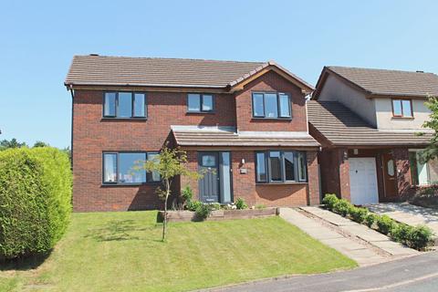 4 bedroom detached house for sale - Mercer Crescent, Helmshore BB4 4DX