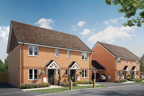 3 bedroom semi-detached house for sale - Plot 9, The Danbury at Mulberry Grange @ Westvale Park, Reigate Road, Hookwood RH6