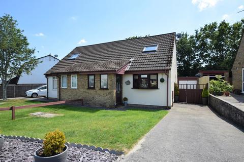 3 bedroom semi-detached bungalow for sale - 13 Gregory Close, Pencoed, Bridgend, Bridgend County Borough, CF35 6RF