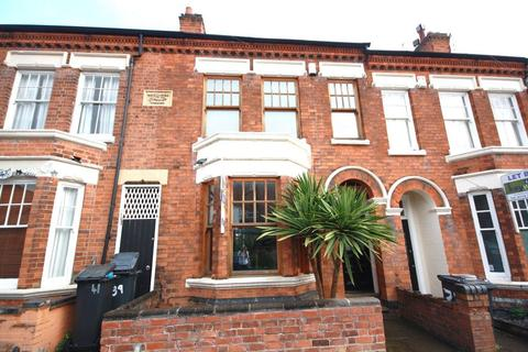 3 bedroom terraced house to rent - Stretton Road, West End, Leicester, LE3