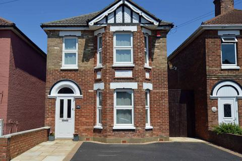 3 bedroom detached house for sale - Capstone Road, Bournemouth, BH8