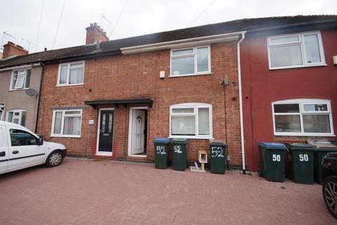 4 bedroom terraced house to rent - Seagrave Road, Coventry. CV1 2AA
