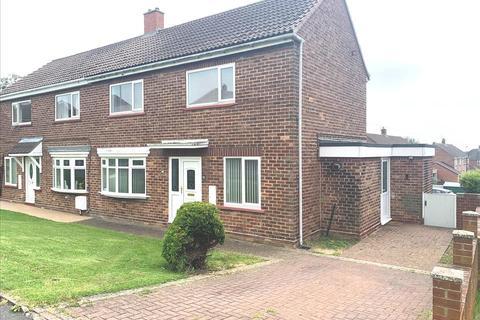 3 bedroom semi-detached house for sale - ROSEBERRY ROAD, TRIMDON VILLAGE, Sedgefield District, TS29 6JB