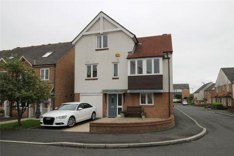 4 bedroom detached house for sale - Cardoon Road, Consett, DH8