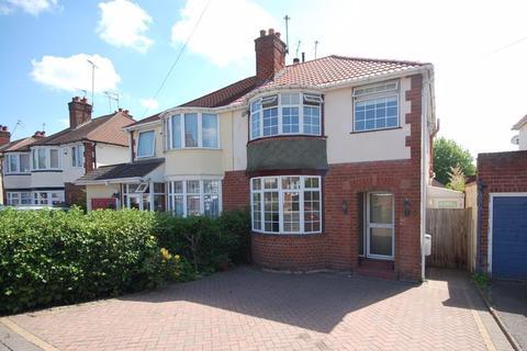 3 bedroom semi-detached house for sale - Fairview Road, Penn, Wolverhampton WV4