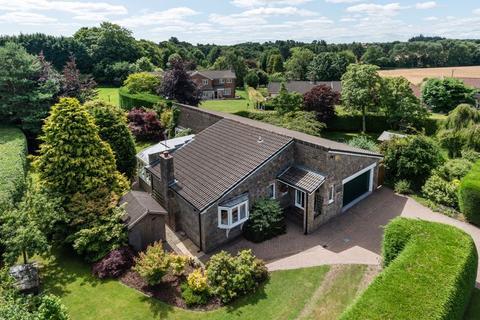 3 bedroom detached bungalow for sale - The Orchard, Hepscott, Morpeth