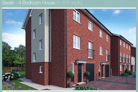 4 bedroom semi-detached house for sale - PLOT 322 SWALE PHASE 3, Navigation Point, Cinder Lane, Castleford