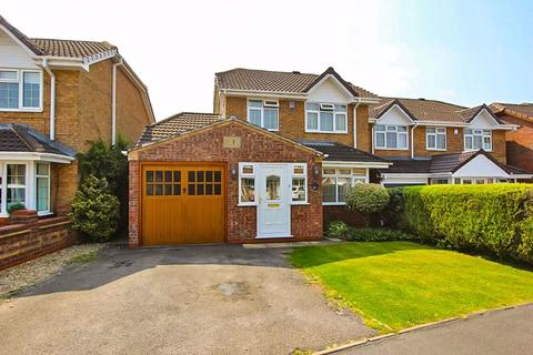 3 bedroom detached house for sale - Snowdon Way, Coppice Farm, Willenhall