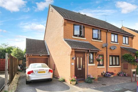 3 bedroom semi-detached house for sale - Gold View, Rushy Platt, Swindon, Wiltshire, SN5