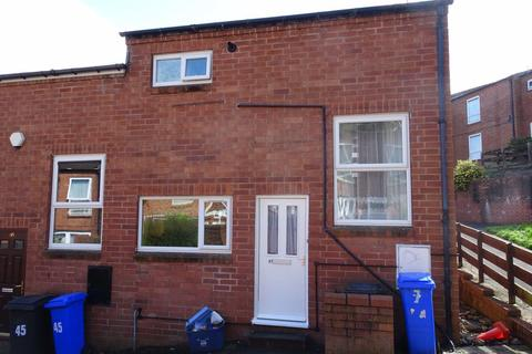 2 bedroom terraced house to rent - Springvale Walk, Sheffield, S6 3GY
