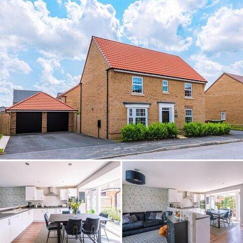 4 bedroom detached house for sale - Wyles Way, Stamford Bridge, York, YO41 1SB