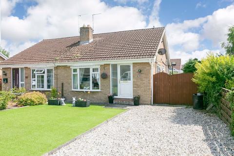2 bedroom semi-detached bungalow for sale - Derwent Close, Stamford Bridge