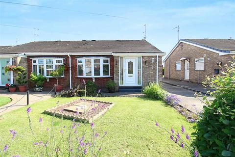 2 bedroom semi-detached bungalow for sale - Fulford Crescent, Willerby, Hull