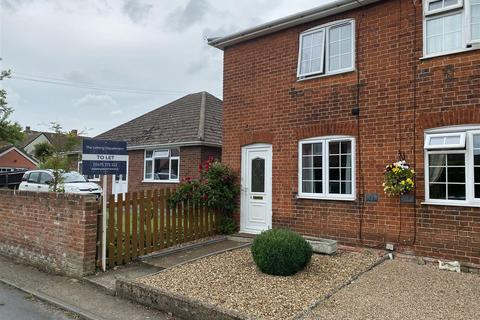 2 bedroom end of terrace house to rent - Threadneedle Street, Hadleigh