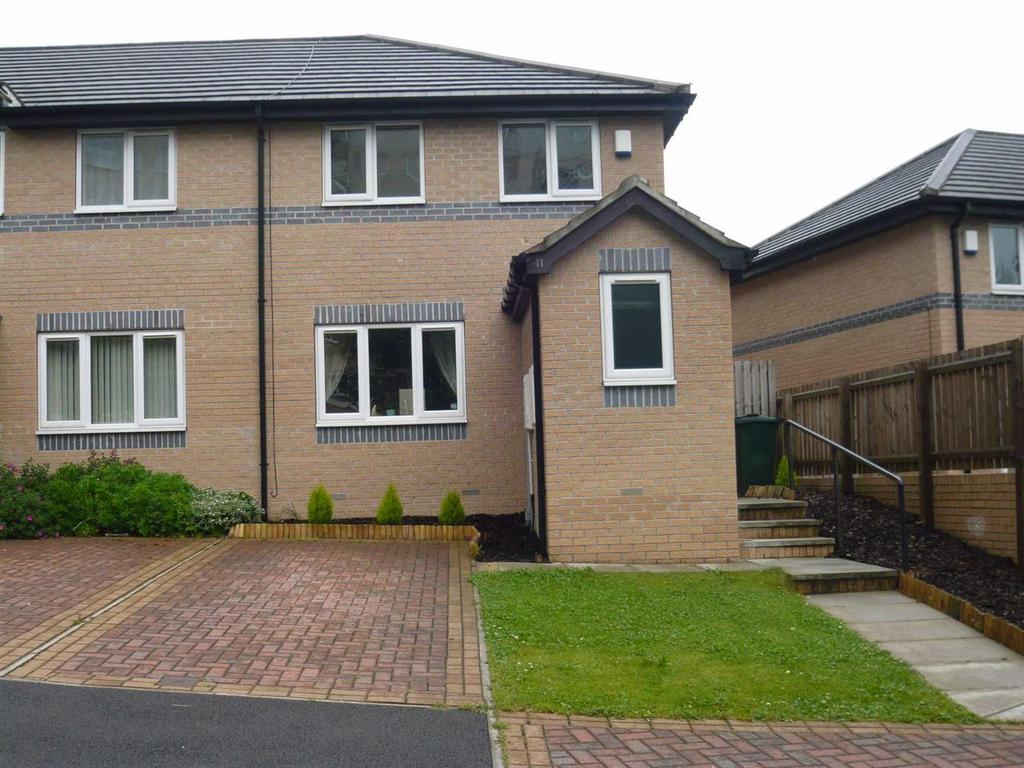 2 Bedrooms Semi Detached House for sale in Billing View, Idle, Bradford, BD10 9BW