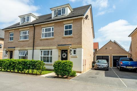 4 bedroom semi-detached house for sale - Miller Road, York