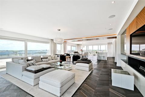 3 bedroom apartment for sale - Brunswick House, Parr's Way, London, W6