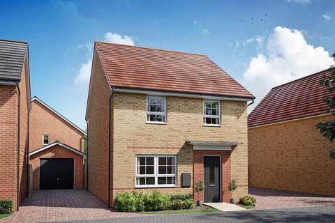 4 bedroom detached house for sale - Plot 355, Chester at Hampton Water, Aqua Drive, Hampton Water PE7
