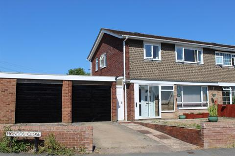 3 bedroom semi-detached house for sale - Honddu Close, Redhill, Hereford, HR2