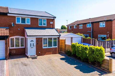 3 bedroom semi-detached house for sale - 4 Ramsgreave Close, Bury BL9