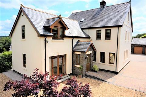 6 bedroom detached house for sale - Clos Y Gorlan, FOELGASTELL, Llanelli