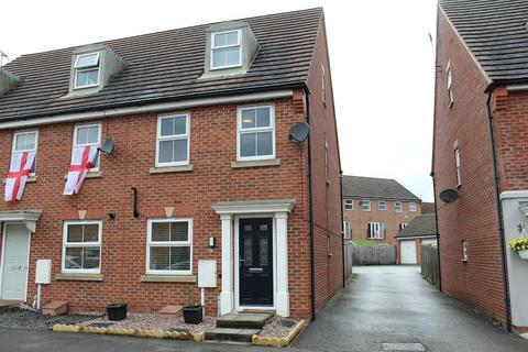 3 bedroom detached house for sale - James Street, Leabrooks, Alfreton, Derbyshire. DE55 1LW