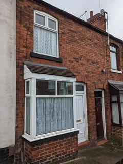 2 bedroom terraced house to rent - Moss Street, Stoke-on-Trent, ST6