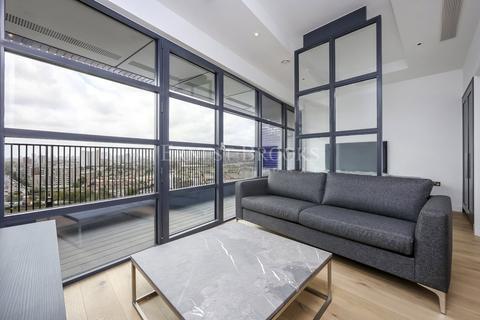 Studio to rent - Bridgewater House, City Island, Canning Town, E14