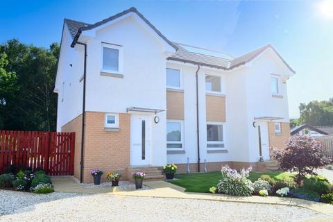 3 bedroom semi-detached house for sale - Brentnall Grove, Motherwell, Lanarkshire, ML1 2BG