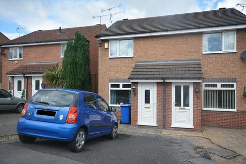 2 bedroom semi-detached house for sale - Swalebank Close, Chesterfield, S40 2US