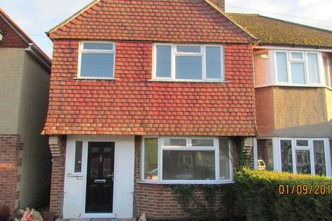 3 bedroom semi-detached house to rent - Herschel Crescent, Oxford