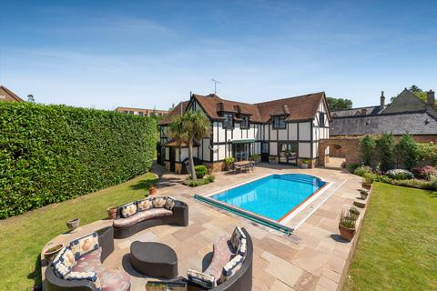 5 bedroom detached house for sale - Coopers Hill Lane, Englefield Green, Egham, Surrey, TW20
