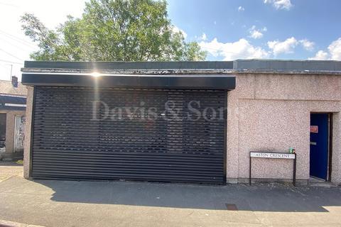 Shop for sale - Aston Crescent, Off Malpas Road, Newport. NP20 5RA