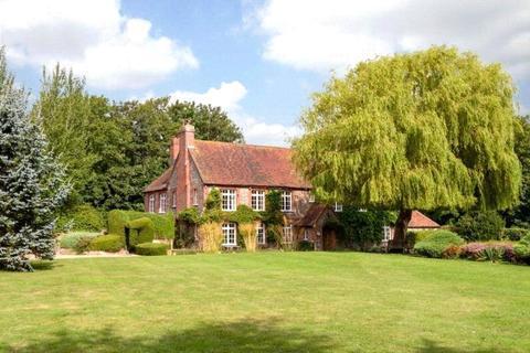 6 bedroom detached house for sale - Hoe Lane, Flansham, Bognor Regis, West Sussex, PO22