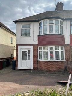 3 bedroom semi-detached house to rent - Wrexham Avenue, Walsall