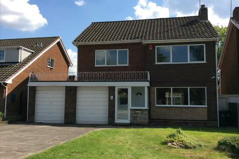 4 bedroom detached house to rent - Beacon Road, Walsall