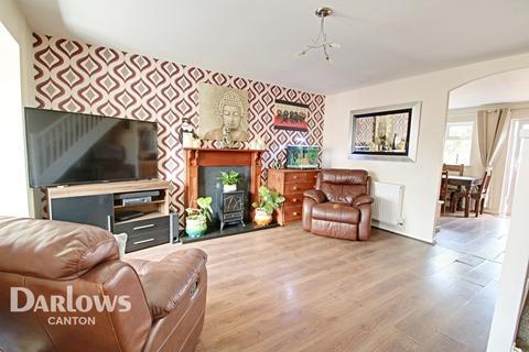 4 bedroom semi-detached house for sale - Nant-Yr-Arthur, Cardiff