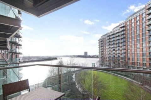 1 bedroom apartment to rent - New Providence Wharf, Fairmont Avenue, London E14