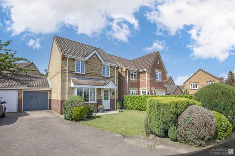 3 bedroom detached house for sale - Montrose Court, Thorpe St Andrew