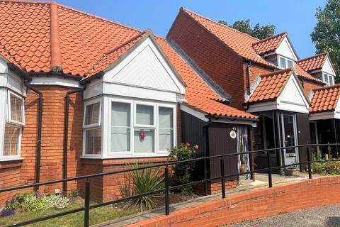 1 bedroom terraced bungalow for sale - Ashdown Court, Cromer