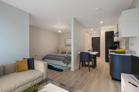 Studio to rent - Laurence Place, Embankment West, M3