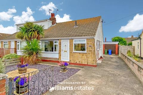2 bedroom semi-detached bungalow for sale - Salisbury Drive, Prestatyn