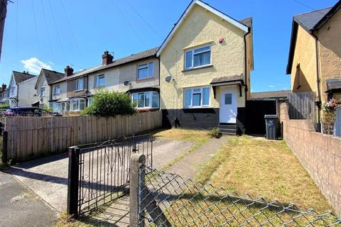 2 bedroom end of terrace house for sale - Jackson Road Ely Cardiff CF5 4PX