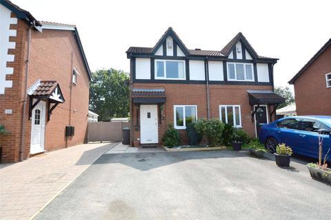 2 bedroom semi-detached house for sale - Pinders Green Walk, Methley, Leeds