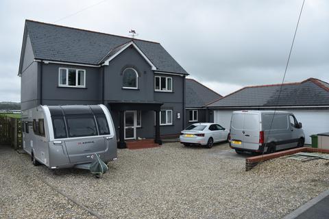 4 bedroom detached house for sale - 6 Pant Glas, Bowls Road