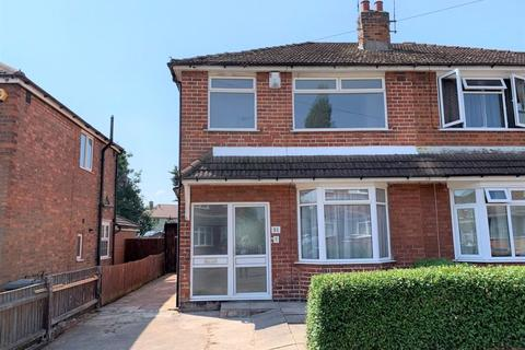 3 bedroom semi-detached house to rent - Eastwood Road, Leicester