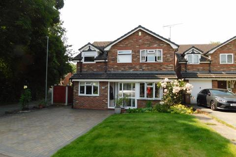 4 bedroom detached house for sale - Dunham Close, Sandbach
